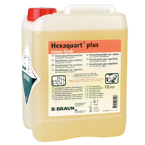 Hexaquart Plus 19083 5 L