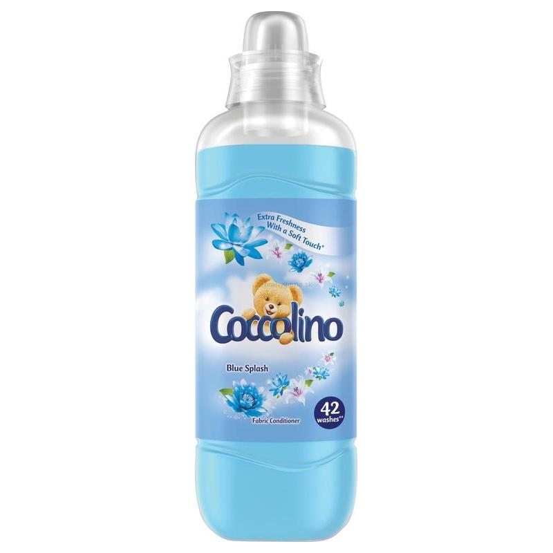 Coccolino blue splash, 42 praní, 1050ml