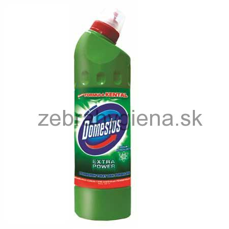 Domestos WC 750ml zelený