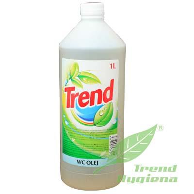 Bio produkty trend wc olej 500ml zebra hygiena v dod vate for Wc trend