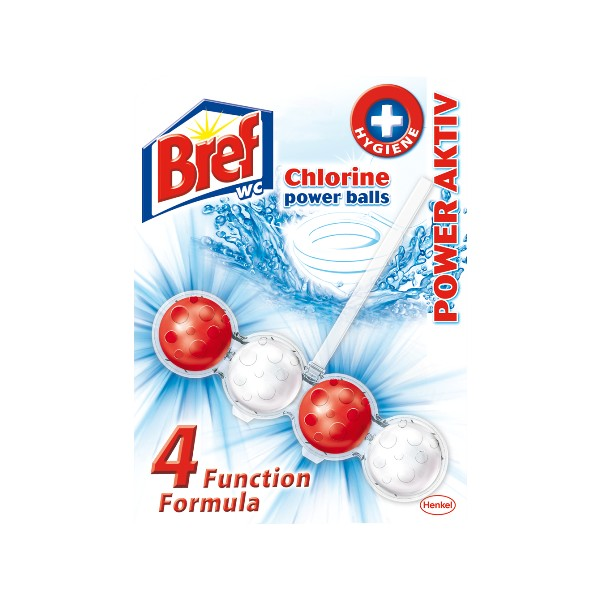 Bref Power Aktiv 51g Chlorine