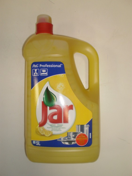 JAR 5L Professional LEMON