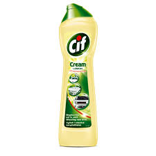 Cif Cream - citrus  žltý 720g