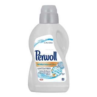 Perwoll 900ml White, 15 praní