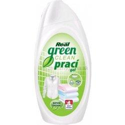 Real green, prací gél, 1L