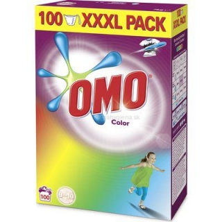 Omo color 100 praní Color 7kg