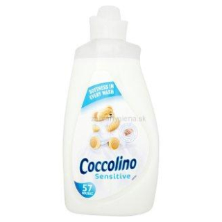Coccolino Sensitive 57 praní 2L
